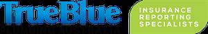 True Blue Plumbing Logo